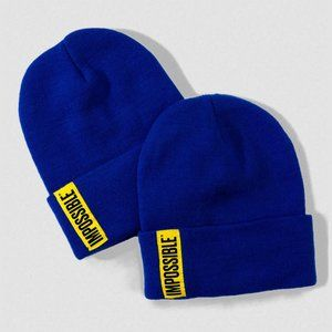 Offical Impossible Burger Beanie cap hat